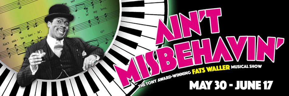 Image result for theatre by the sea aint misbehavin